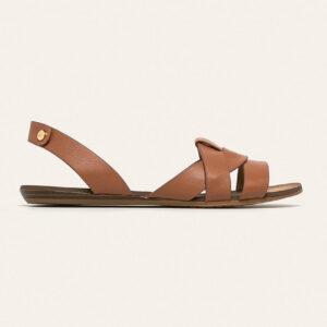 Aldo - Sandały skórzane Deladriewiel