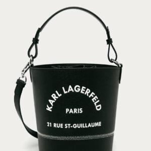 Karl Lagerfeld - Torebka skórzana
