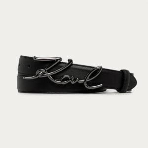 Karl Lagerfeld - Pasek skórzany