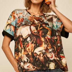 Medicine - T-shirt Eviva l'arte