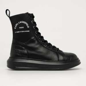 Karl Lagerfeld - Botki skórzane